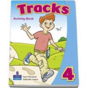 Lazzeri Gabriella, Tracks level 4 Global Activity Book