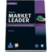 Market Leader Business English Teachers Resource Book, level 3 - 3rd Edition (Test Master CD-Rom )