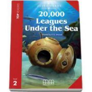 Jules Verne - 20000 Leagues Under the Sea. Story adapted by H. Q. Mitchell. Readers pack with CD level 2