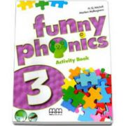 Funny Phonics level 3 Activity Book with Students CD-Rom (H. Q. Mitchell)