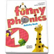 Funny Phonics level 1 Activity Book with Students CD-Rom (H. Q. Mitchell)