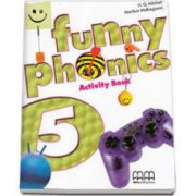 Funny Phonics level 5 Activity Book with Students CD-Rom (H. Q. Mitchell)