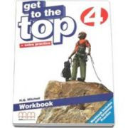 Get to the Top level 4 Workbook with Extra Grammar Practice and CD-Rom (H. Q. Mitchell)