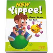 New Yippee! Green Book Fun Book with CD-Rom (H. Q. Mitchell)