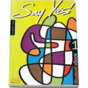 Say Yes to English, level 1. Students Book (Mitchell H. Q.)