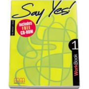 Say Yes to English, level 1. Workbook with CD-Rom (Mitchell H. Q.)
