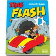 Time Flash level B Students Book (Mitchell H. Q.)