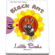H. Q. Mitchell - Black Ant. Little Books level 3 Student s Book with CD