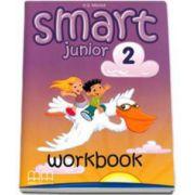 Mitchell H. Q. - Smart Junior level 2 Workbook with CD