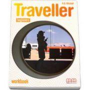 Mitchell H. Q, Traveller Beginners level Workbook with CD - Caietul elevului pentru clasa a III-a