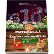 Matematica si explorarea mediului - Auxiliar pentru, clasa a II-a, Semestrul II - Ordinea continuturilor este dupa manualul avizat de M. E. N. in 2014, varianta P-INT