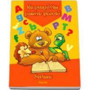 Ne pregatim pentru scoala. Scriere (Ilustratii de Erdelyi Gabriella)