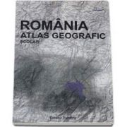 Dumitra Cazacu, Romania. Atlas geografic scolar