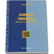 Rodica Minciu - Economia turismului - Editia a III-a, revazuta si adaugita