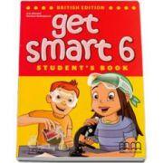 H. Q. Mitchell, Get Smart level 6. Student s Book - British Edition