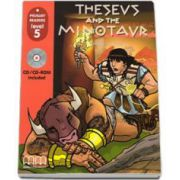 Theseus and the Minotaur, retold by H. Q. Mitchell. Primary Readers level 5 Student s Book with CD