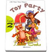 H. Q. Mitchell - Toy Party. Little Books level 2 Student s Book with CD