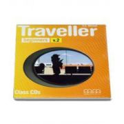 H. Q. Mitchell, Traveller Beginners level. Class CDs pentru clasa a III-a