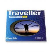 Mitchell H. Q., Traveller Elementary level Class CDs pentru clasa a IV-a