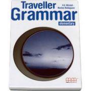 H. Q. Mitchell, Traveller Elementary level Grammar Book - Caiet de gramatica si carte de gramatica pentru clasa a IV-a