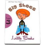 H. Q. Mitchell - Big Shoes. Little Books level 3 Students Book with CD