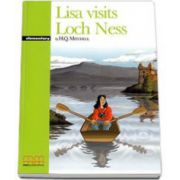 Lisa visits Loch Ness. Graded Readers Elementary level - Original story - pack with CD (H. Q. Mitchell)