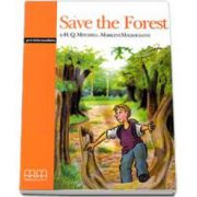H. Q. Mitchell - Save the Forest. Graded Readers pre-intermediate level - Original Stories - pack with CD