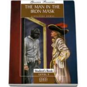 Alexandre Dumas - The Man in the Iron Mask. Graded Readers level 5 - Upper-Intermediate - readers pack with CD