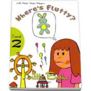 Where s Fluffy? Little Books level 2 reader with CD