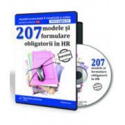 207 modele si formulare obligatorii in HR - Format CD (Gabriela Dita)