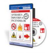 Florina Mohanu, Apararea Impotriva Incendiilor - Ghid Practic - Format CD