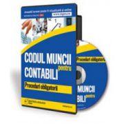 Gabriela Dita, Codul Muncii pentru Contabili - Proceduri obligatorii - Format CD