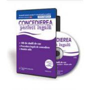 Gabriela Dita, Concedierea perfect legala - Format CD