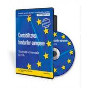 Contabilitatea fondurilor europene pentru societati comerciale si PFA - Format CD