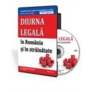 Diurna legala in Romania si in strainatate - Format CD