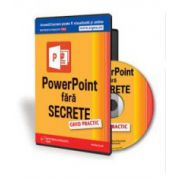 Adrian Modrisan, Ghid practic Power Point 2010 - Format CD