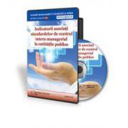 Indicatori asociati standardelor de control intern managerial la entitatile publice - Format CD