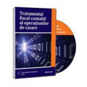 Tratamentul fiscal-contabil al operatiunilor de casare - Format CD