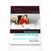Manualul secretarei de firma - Helen Ashton
