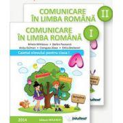 Comunicare in limba romana. Caietul elevului pentru clasa I - Semestrele I si II (Mirela Mihaescu)