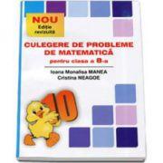 PUISORUL - Culegere de probleme de matematica, pentru clasa a VIII-a - Editie noua, 2015