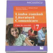 Mariana Cheroiu, Limba romana. Literatura. Comunicare. Caiet de exercitii pentru clasa a VII-a