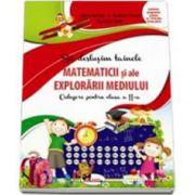 Caiet de lecturi recomandate, pentru clasa a II-a (Maria Vantu)