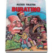 Buratino - Alexei Tolstoi (Editia I)