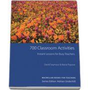 700. Clasroom Activities