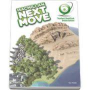 Sue Clarke, Macmillan Next Move Level 6 Teacher s Book Pack (Included webcode to Teacher s Resource Center)