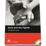 Anna and the Fighter Level 2 + CD (Beginner - about 600 basic words)