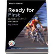 Ready for First, coursebook with key 3rd Edition (B2)