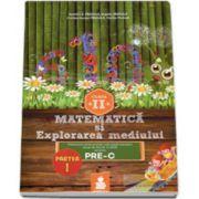 Matematica si explorarea mediului - Auxiliar pentru, clasa a II-a, Semestrul I - Ordinea continuturilor este dupa manualul avizat de M. E. N. in 2014, varianta PRE-C