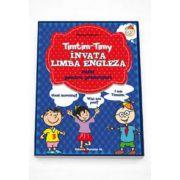 TIMTIM-TIMY Invata Limba Engleza. Caiet pentru prescolari - Colectia Foarte Bine
